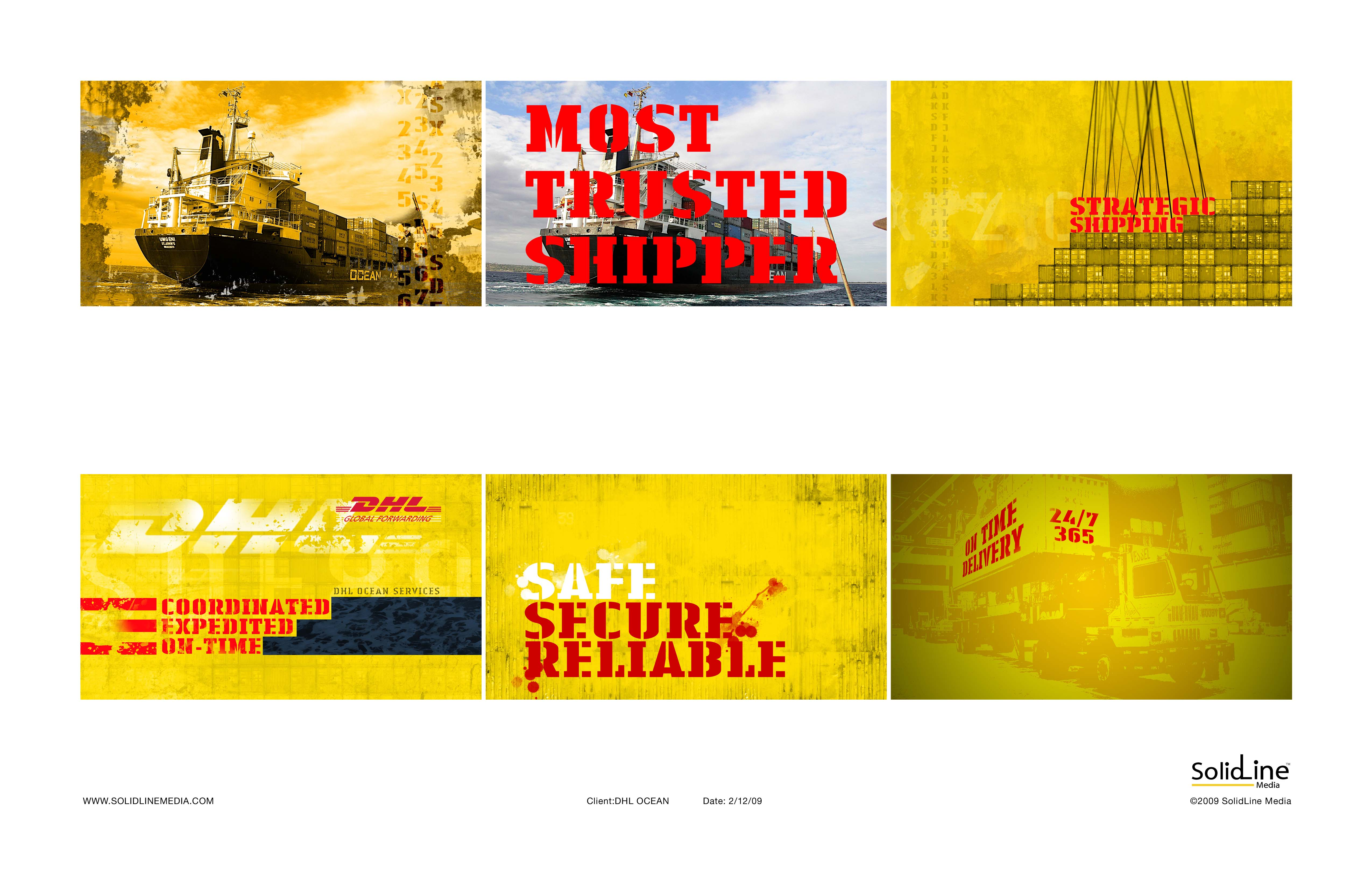 This is the initial style sheet for the DHL Ocean Freight Services Promo