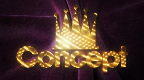 Concept is KING
