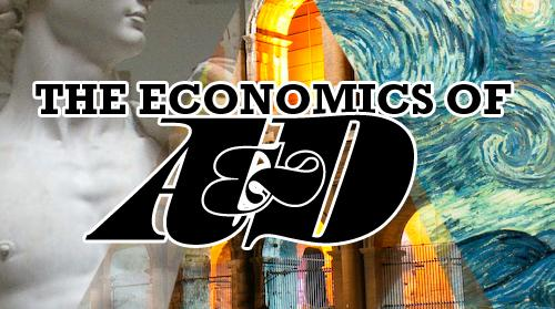 The Economics of Art & Design
